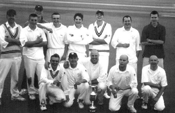 Archive photo of cricket team